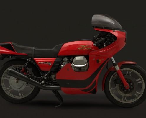 Guzzi Lemans MK111